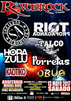 Rivas Rock 2017