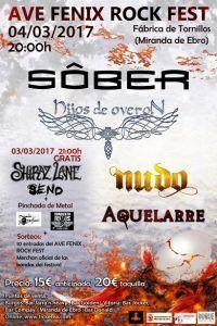 Ave Fénix Rock Fest