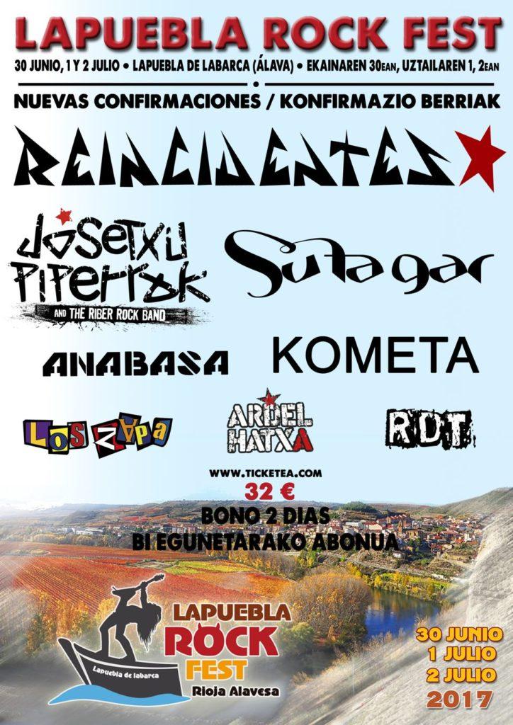 La Puebla Rock Fest