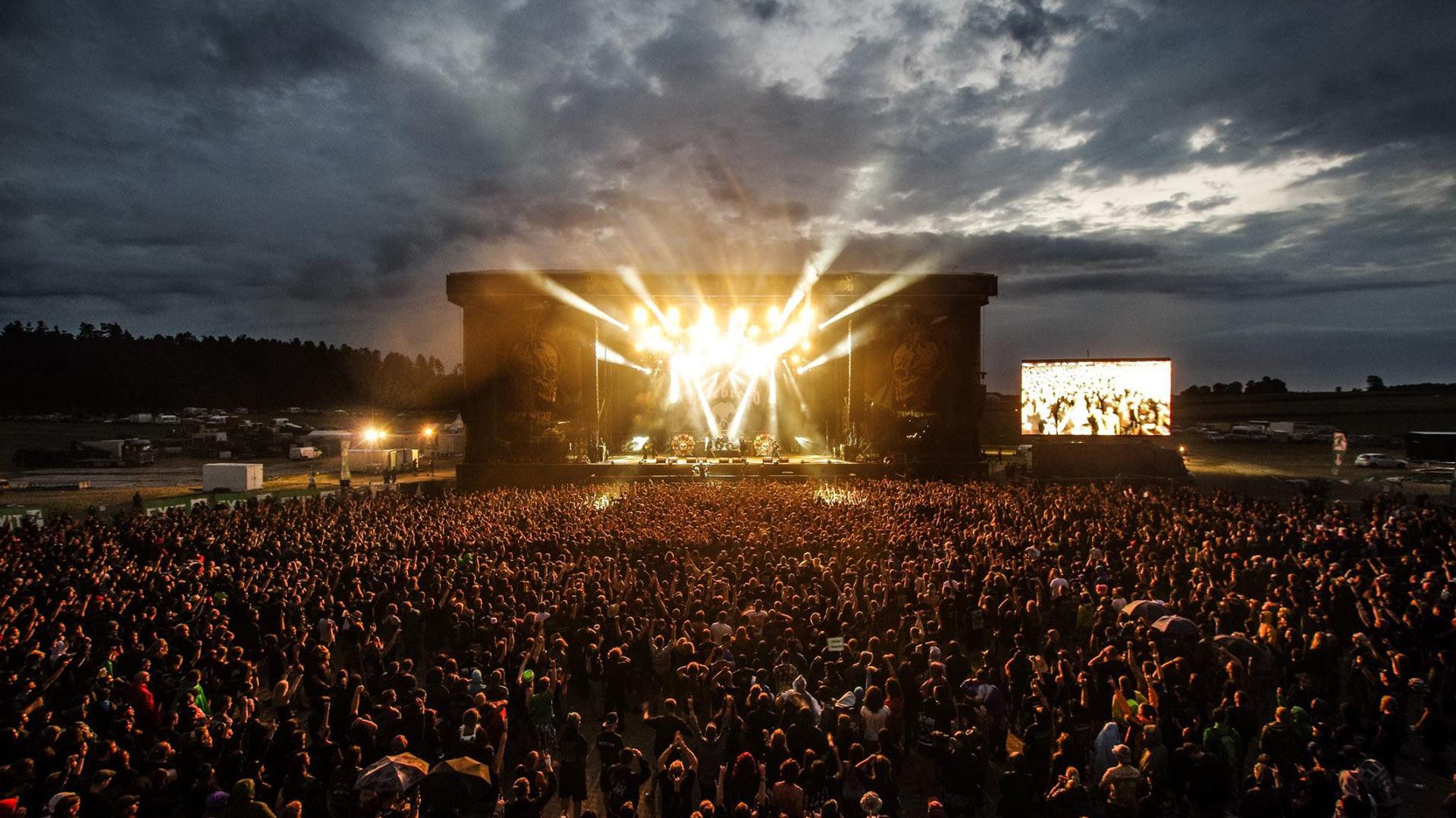 agenda festivales rock 2017