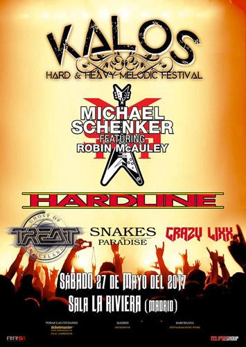 kalos festival poster