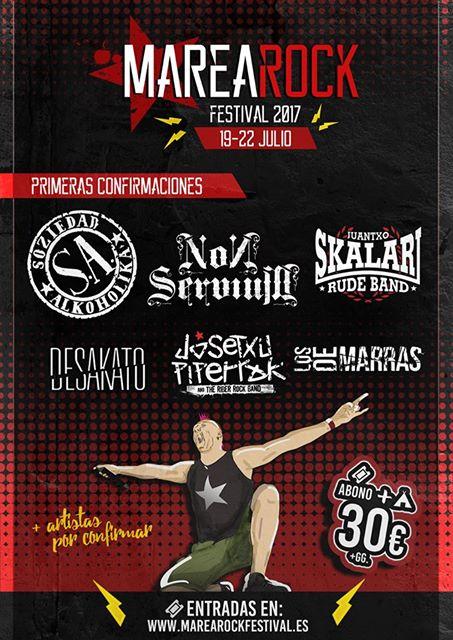 Marea Rock 20117