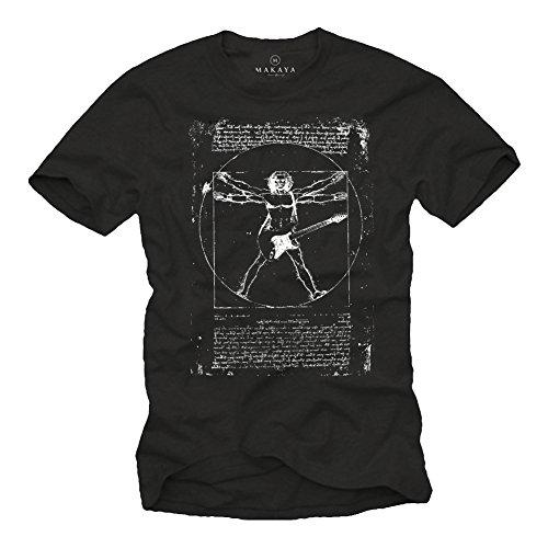 Camiseta-con-Guitarra-Electrica-