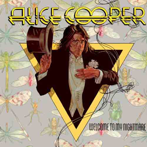 Welcome To My NIghtmare Alice Cooper