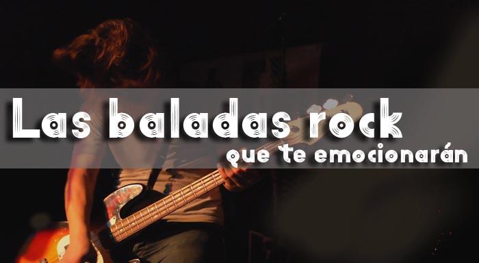 baladas rock