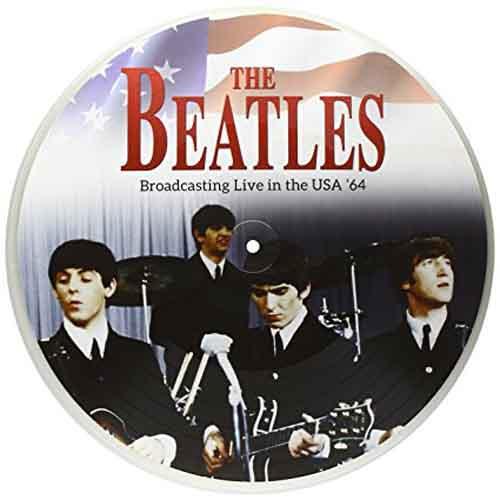 Broadcasting Live in Usa 1964 [Vinilo]