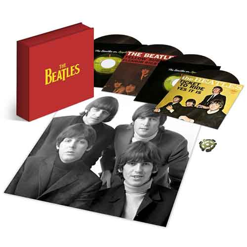 The Beatles – Singles [Vinilo]