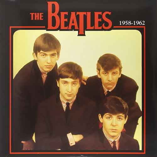 The Beatles 1962 -1966