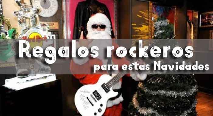 regalos rockeros