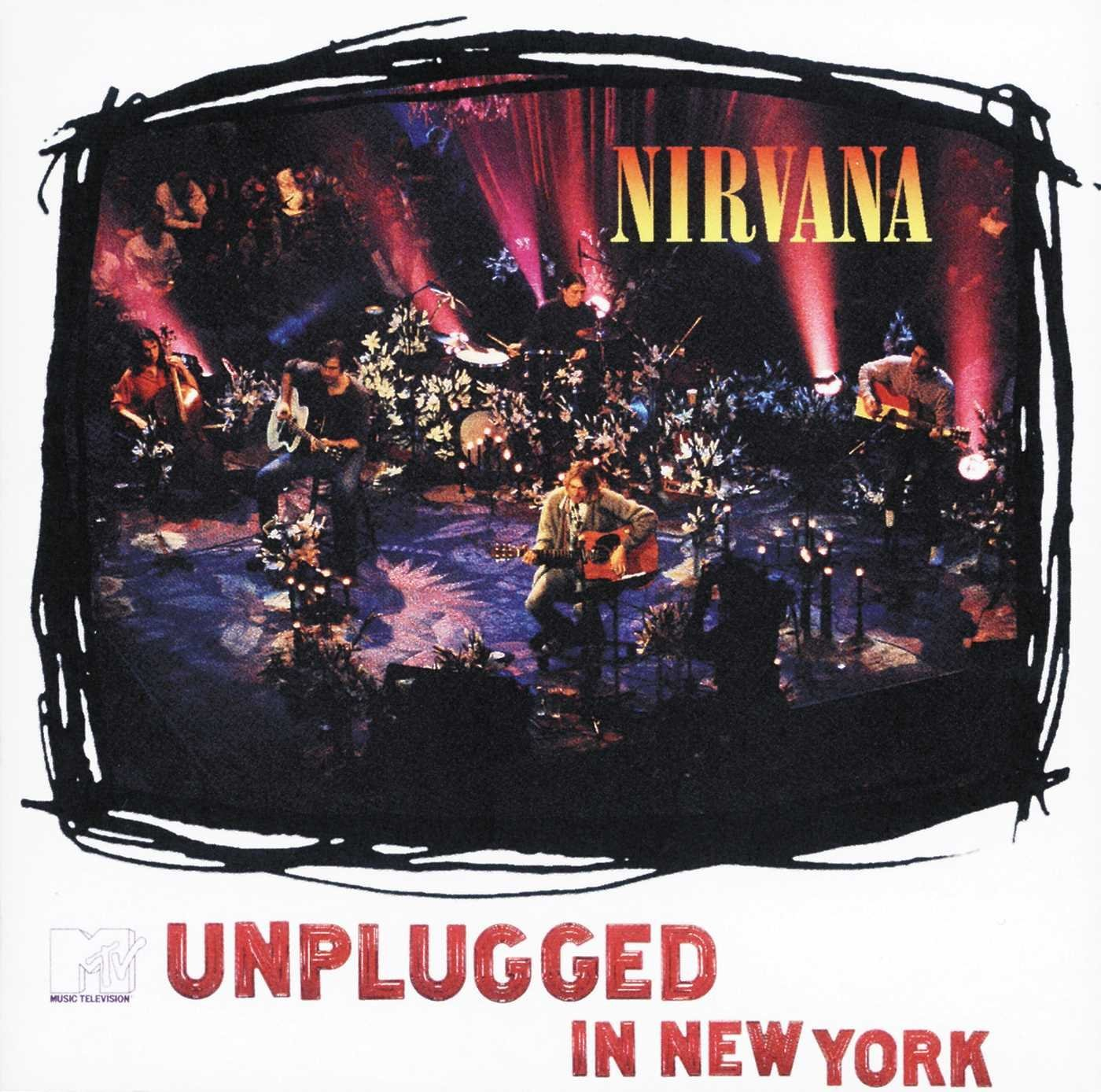 Mtv Unplugged Nirvana